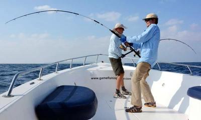 Game fishing in Sri Lanka