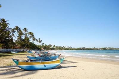 East and West coast Sri Lanka